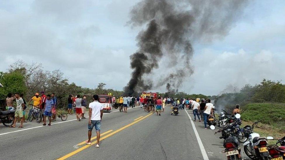 johannesburg tanker crash