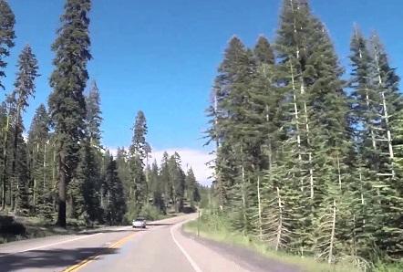 Highway 88, Amador County