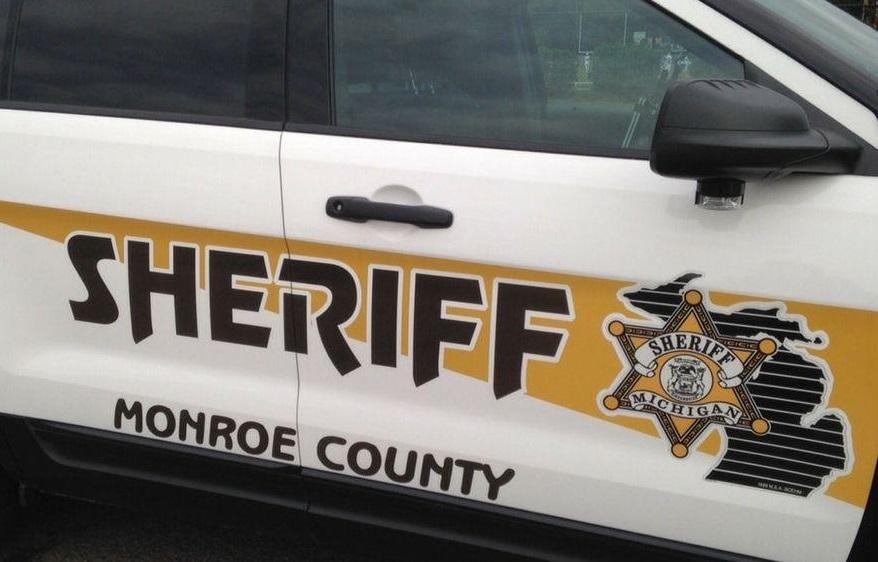 Monroe County Sheriff's Office car