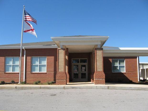 R.A. Hubbard High School