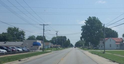 Route 40, Effingham