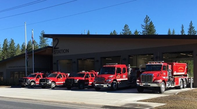 Stevens County Fire District 1