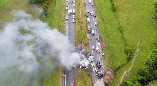 Alabama crash, June 2021