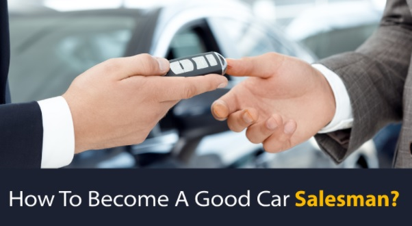 good car salesman