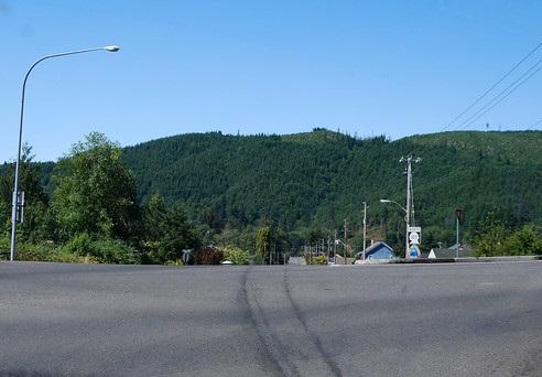 State Route 105, Washington