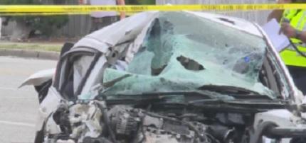 Summer Avenue crash