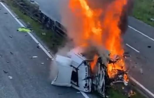 County Durham crash