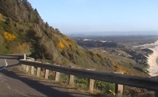 Highway 101, Florence, Oregon