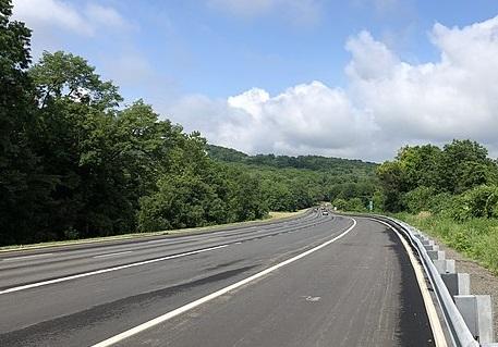 I-80, Warren County