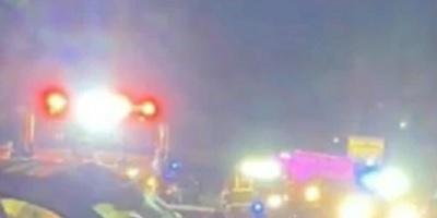 crash in Hamilton Township, Adams County, Pennsylvania