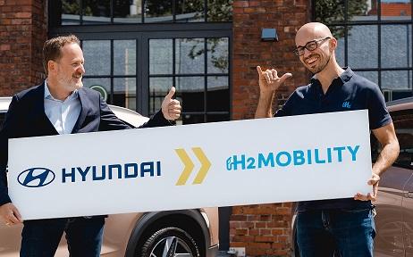 Hyundai and H2 Mobility