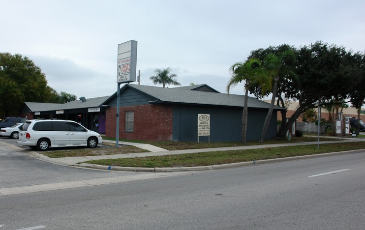 Keene Road in Largo, Florida
