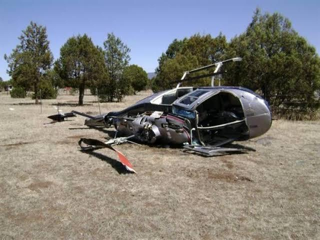 Robinson R66 crash in Colusa County