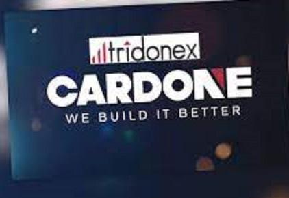 Tridonex logo