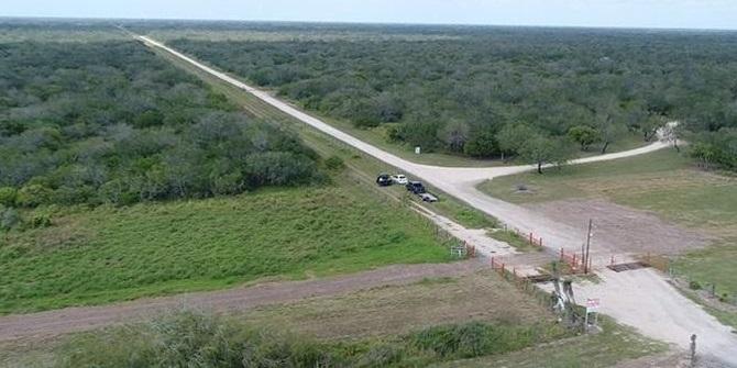 US 77, Sarita, Texas