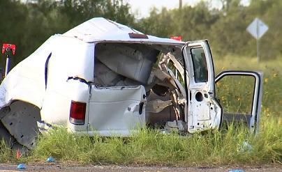 South Texas crash