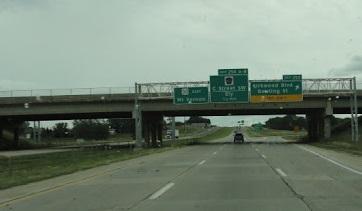 Highway 151, Linn County