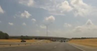 Highway 90, Ulvade, Texas